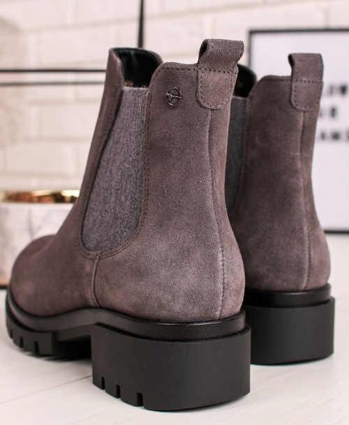 Zimní boty Tamaris pro mladší
