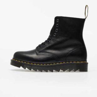 Pánské nadčasové boty v černém provedení