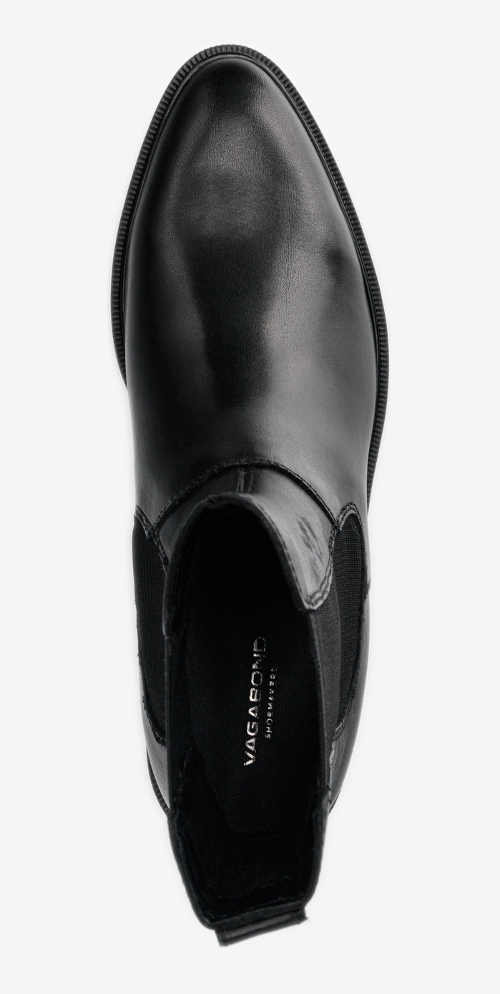 Černé dámské boty na zimu Vagabond