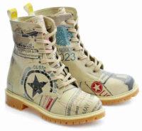 Dámské kotníkové moderní boty Goby